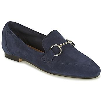 Cipők Női Mokkaszínek Esprit MIA LOAFER Tengerész