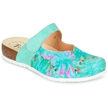 Shoes Női Klumpák Think SOREN Türkiz