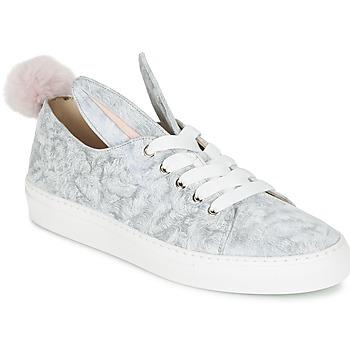 Shoes Női Rövid szárú edzőcipők Minna Parikka TAILS SNEAKS Szürke