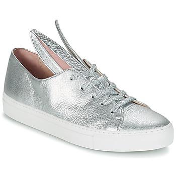 Shoes Női Rövid szárú edzőcipők Minna Parikka ALL EARS Ezüst