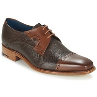 Shoes Férfi Oxford cipők Barker APPOLLO Barna