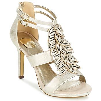 Cipők Női Szandálok / Saruk Bullboxer EDUNETTE Arany