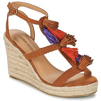 Cipők Női Szandálok / Saruk Buffalo VARIN Barna