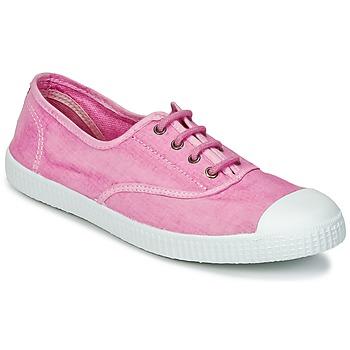 Shoes Női Rövid szárú edzőcipők Chipie JOSEPH Rózsaszín / Homokszín