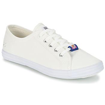Shoes Női Rövid szárú edzőcipők Banana Moon RAYA Fehér