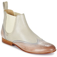 Shoes Női Csizmák Melvin & Hamilton SALLY 19 Fehér