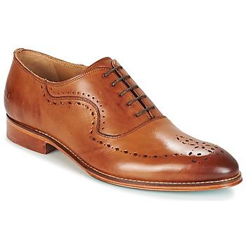 Shoes Férfi Oxford cipők Melvin & Hamilton KANE 6 Barna