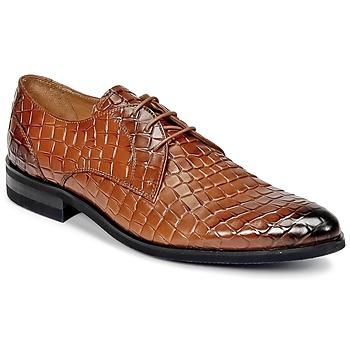 Shoes Férfi Oxford cipők Melvin & Hamilton TONI 1 Barna