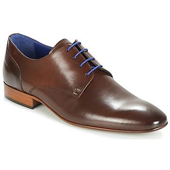 Cipők Férfi Oxford cipők Azzaro DELIGO Barna