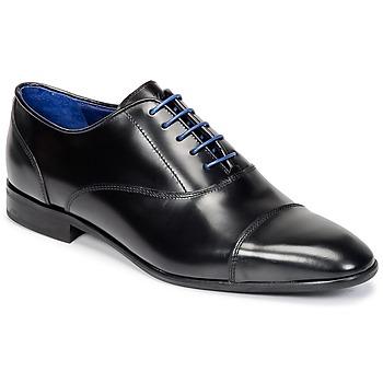 Cipők Férfi Bokacipők Azzaro RAEL Fekete