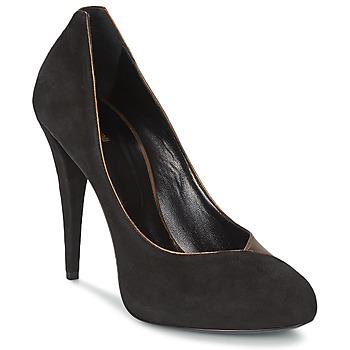 Cipők Női Félcipők Roberto Cavalli YPS530-PC219-D0127 Fekete  / Arany