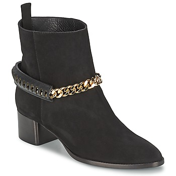 Cipők Női Bokacsizmák Roberto Cavalli YPS542-PC519-05051 Fekete