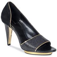 Cipők Női Szandálok / Saruk Roberto Cavalli YDS637-UF013-05051 Fekete