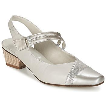 Cipők Női Félcipők Dorking CONCHA Bézs