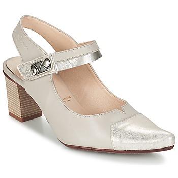 Cipők Női Félcipők Dorking DELTA Bézs