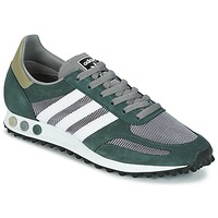 Shoes Férfi Rövid szárú edzőcipők adidas Originals LA TRAINER OG Szürke