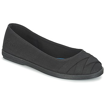 Shoes Női Balerina cipők / babák Blowfish GLO Fekete