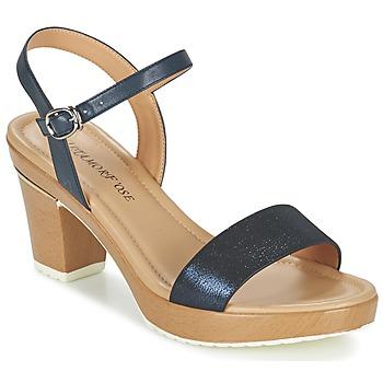 Shoes Női Szandálok / Saruk Metamorf'Ose ZACQUESTE Kék / Barna