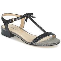Shoes Női Szandálok / Saruk Metamorf'Ose ZAFOIN Fekete