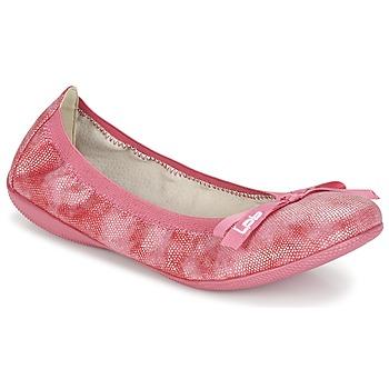 Cipők Női Balerina cipők / babák LPB Woman ELLA Rózsaszín
