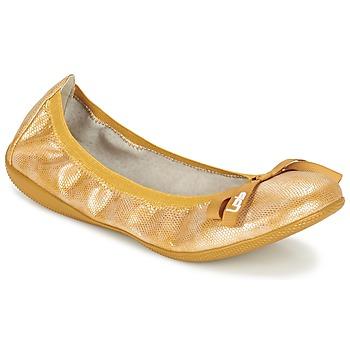 Cipők Női Balerina cipők / babák LPB Woman ELLA Citromsárga