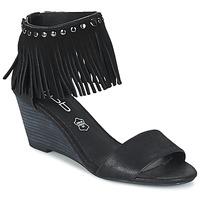 Cipők Női Szandálok / Saruk Les Petites Bombes NADIA Fekete