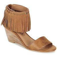 Cipők Női Szandálok / Saruk LPB Shoes NADIA Teve