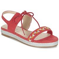 Cipők Női Szandálok / Saruk Moony Mood GLOBUNE Rózsaszín