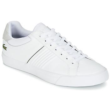 Cipők Férfi Rövid szárú edzőcipők Lacoste FAIRLEAD 117 1 Fehér