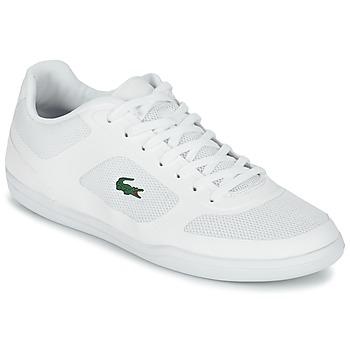 Cipők Férfi Rövid szárú edzőcipők Lacoste COURT-MINIMAL SPORT 316 1 Fehér