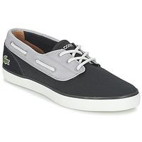 Cipők Férfi Vitorlás cipők Lacoste JOUER DECK 117 1 Fekete