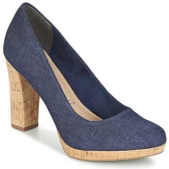 Shoes Női Félcipők Tamaris KEGE Farmer