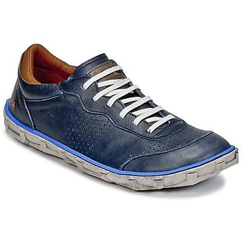 Cipők Férfi Rövid szárú edzőcipők Art MELBOURNE Kék