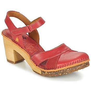 Shoes Női Szandálok / Saruk Art AMSTERDAM Kármin