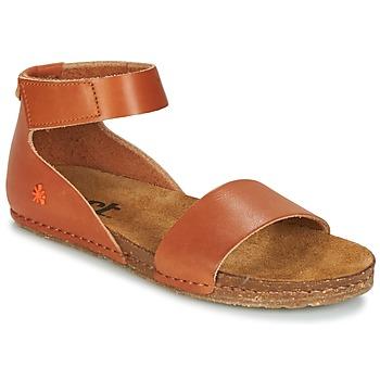 Shoes Női Szandálok / Saruk Art CRETA Barna