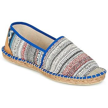 Cipők Női Gyékény talpú cipők Art of Soule BOHEMIAN Kék