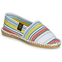 Cipők Női Gyékény talpú cipők Art of Soule RAYETTE Fehér