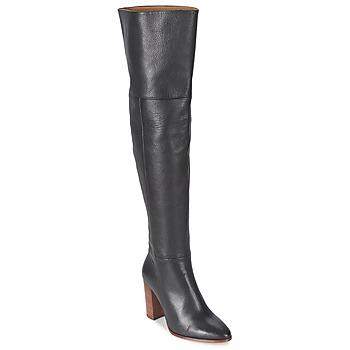 Cipők Női Combcsizmák Fericelli NIRI Fekete