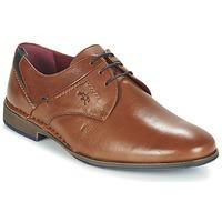 Shoes Férfi Oxford cipők Fluchos ALONSO Barna