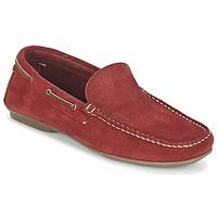 Cipők Férfi Mokkaszínek Fluchos LEX Piros