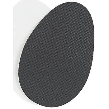 Kiegészítők Cipő kiegészítők Famaco Patins d'usure T2 noir Fekete