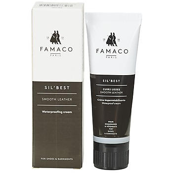 Accessorie Cipőkrémek Famaco Tube applicateur cirage noir 75 ml Fekete