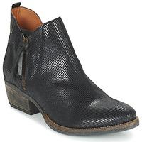 Cipők Női Csizmák Coqueterra LIZZY Fekete