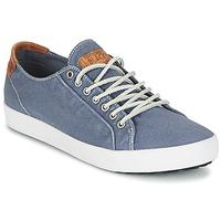 Cipők Férfi Rövid szárú edzőcipők Blackstone NM95 Kék