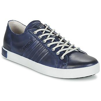 Cipők Férfi Rövid szárú edzőcipők Blackstone JM11 Tengerész