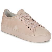 Cipők Női Rövid szárú edzőcipők Blackstone NL33 Rózsaszín