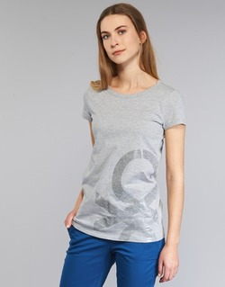 Ruhák Női Rövid ujjú pólók Benetton MADOUL Szürke
