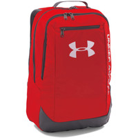 Táskák Hátitáskák Under Armour Hustle Backpack LDWR Piros