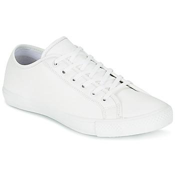 Shoes Férfi Rövid szárú edzőcipők Paul & Joe SUNDAY Fehér