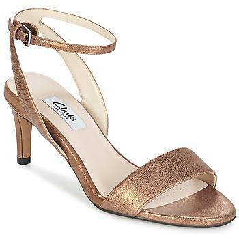 Cipők Női Szandálok / Saruk Clarks AMALI JEWEL Arany